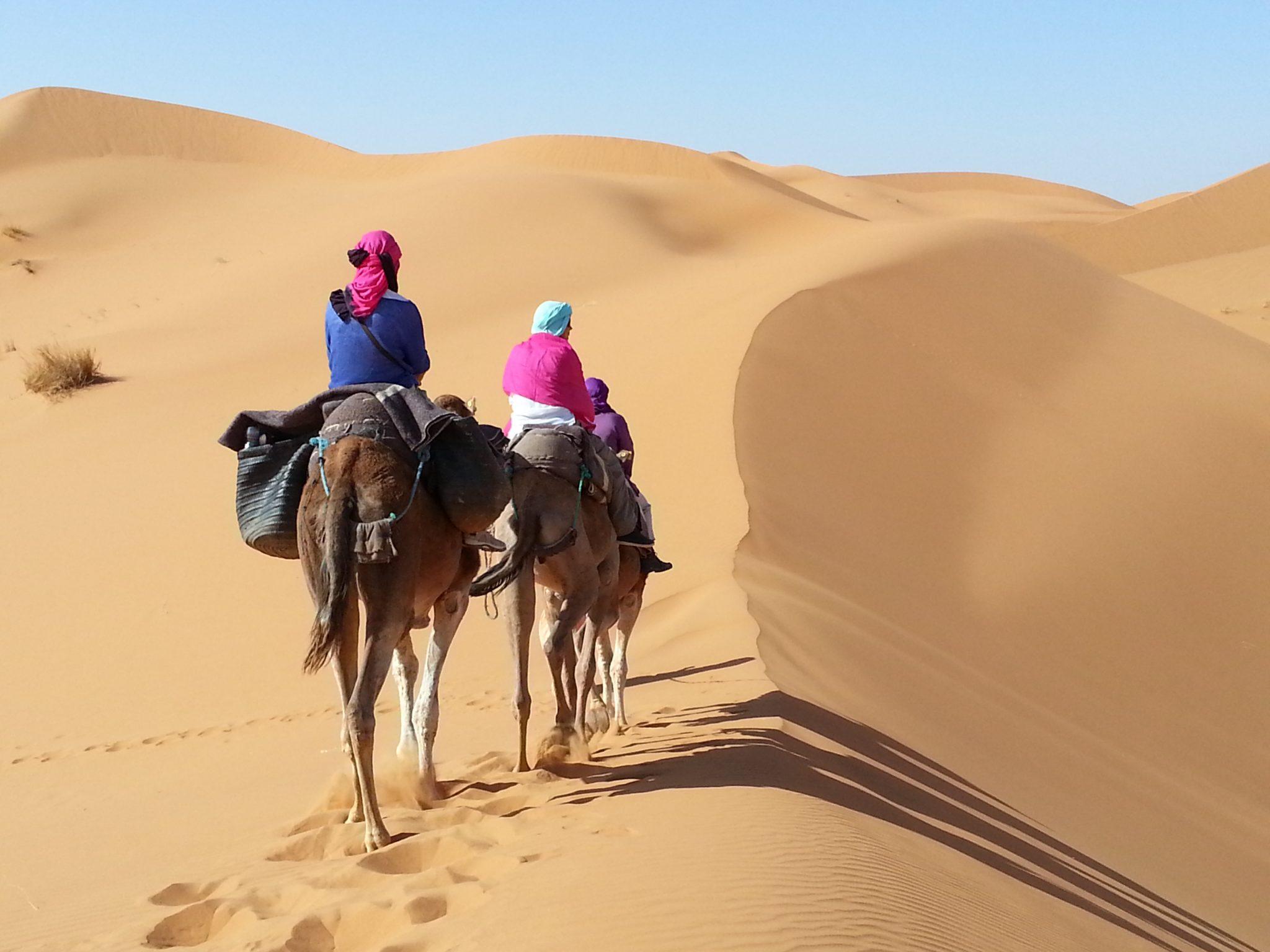 woestijntocht