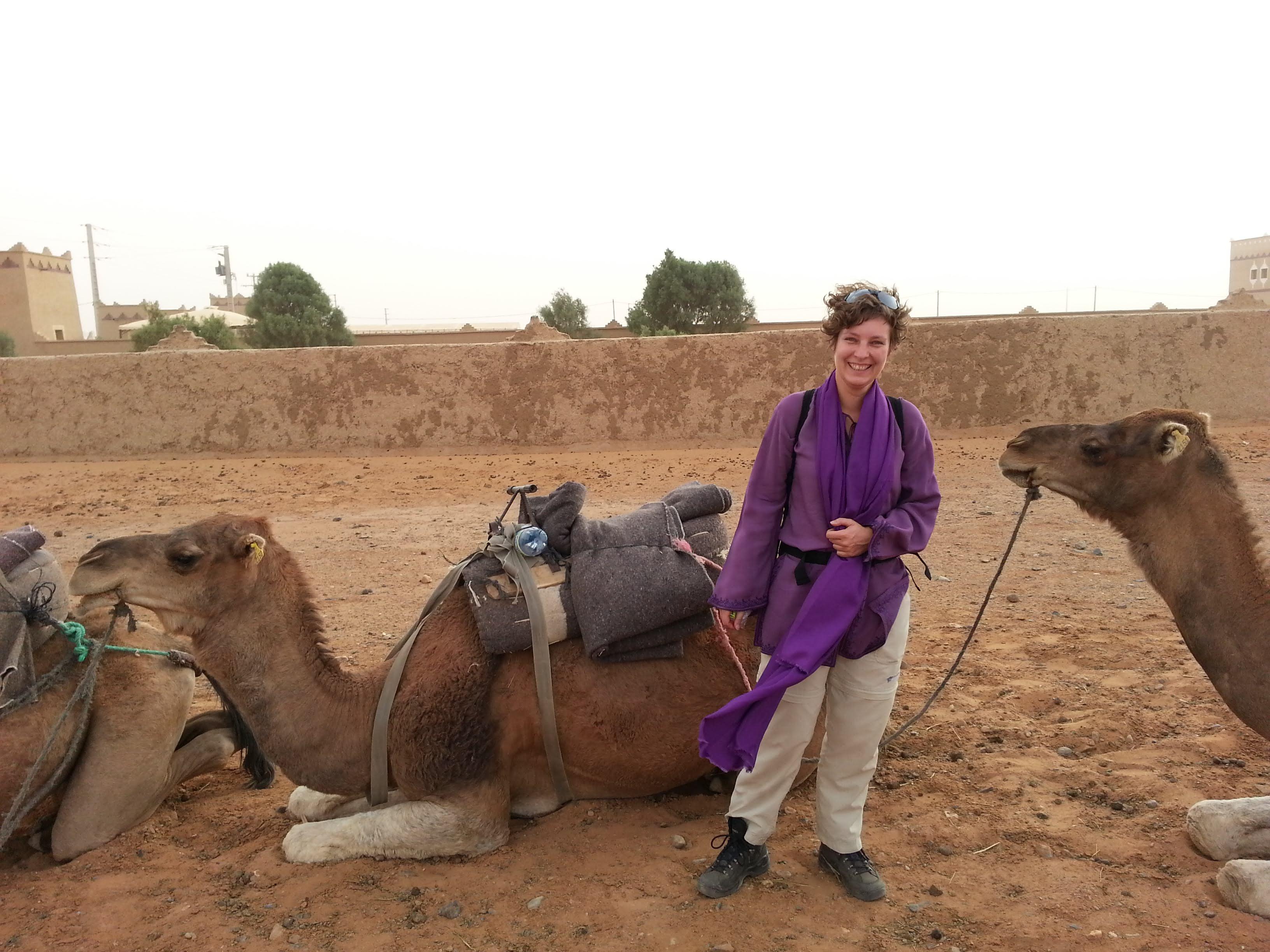 bezinningsreis woestijn-retraîte Sahara