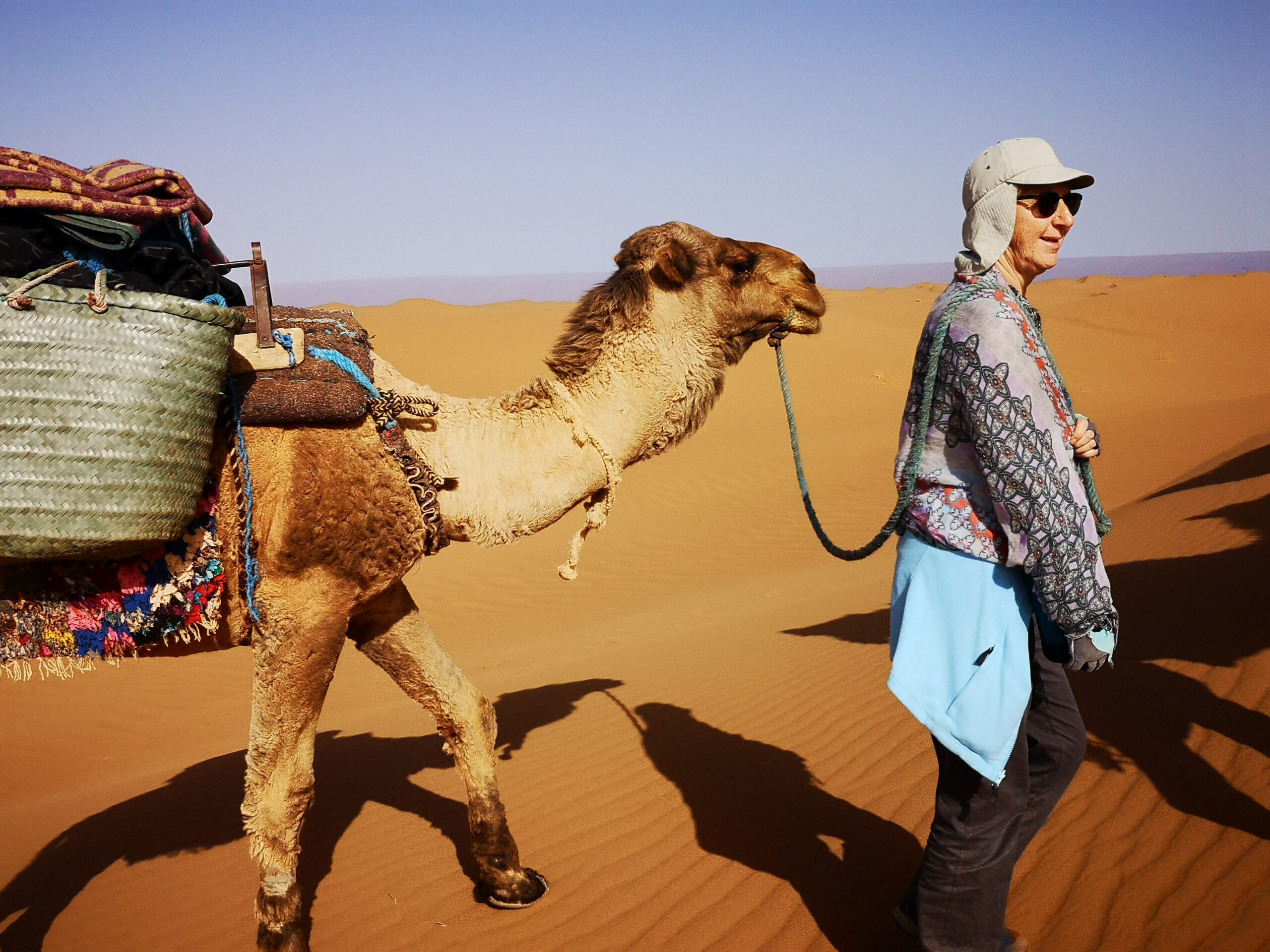 bezinningsreis woestijnretraite Sahara